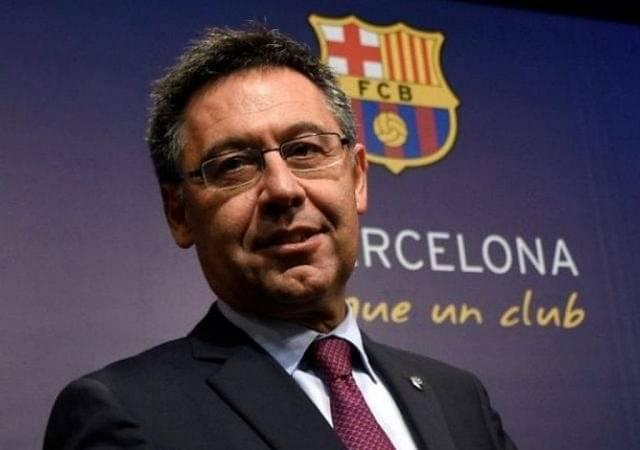 Josep Maria Bartomeu resignes from Barcelona President post