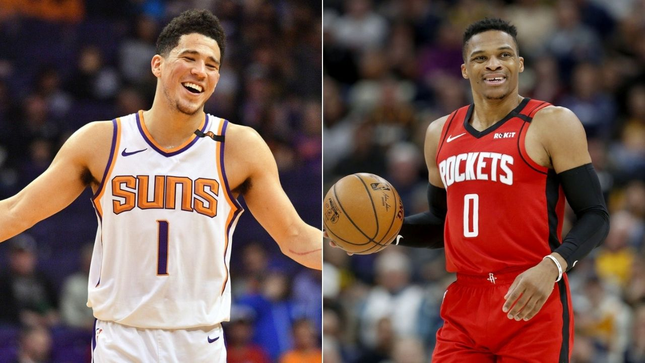 Russell Westbrook to Suns