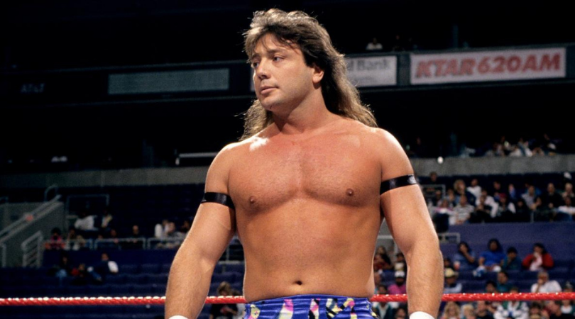 Marty Jannetty on being jumped by cops in New York