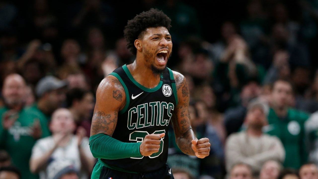Marcus Smart reveals traumatic racial experience with Celtics fan
