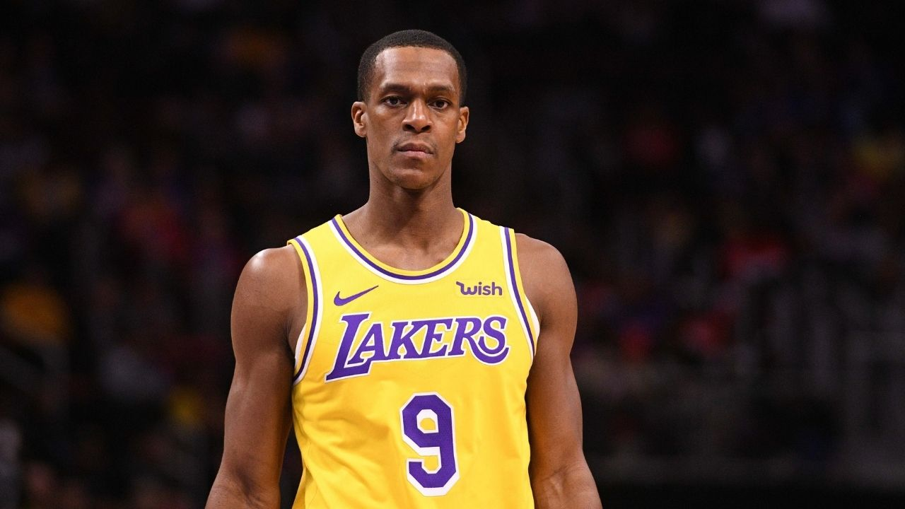 Rajon Rondo to leave the Lakers