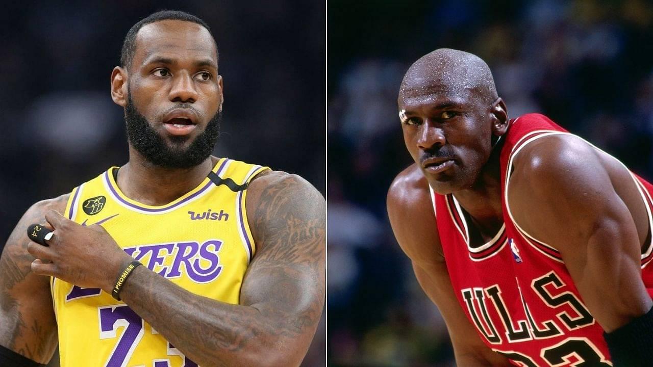 When Lakers star used Michael Jordan's motivation technique to destroy Warriors