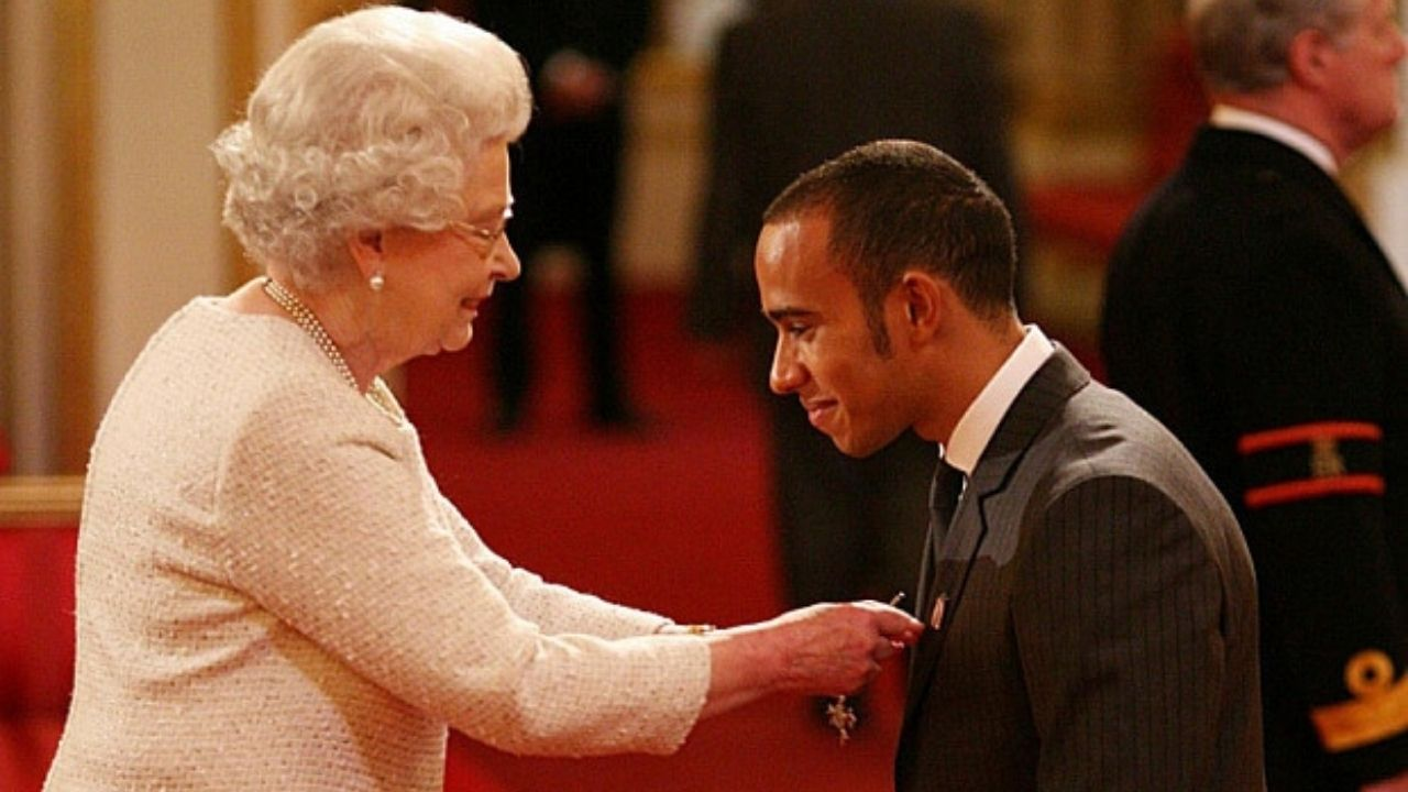 """""""He deserves it more than some of those""""- David Coulthard backs Lewis Hamilton to get knighted"""