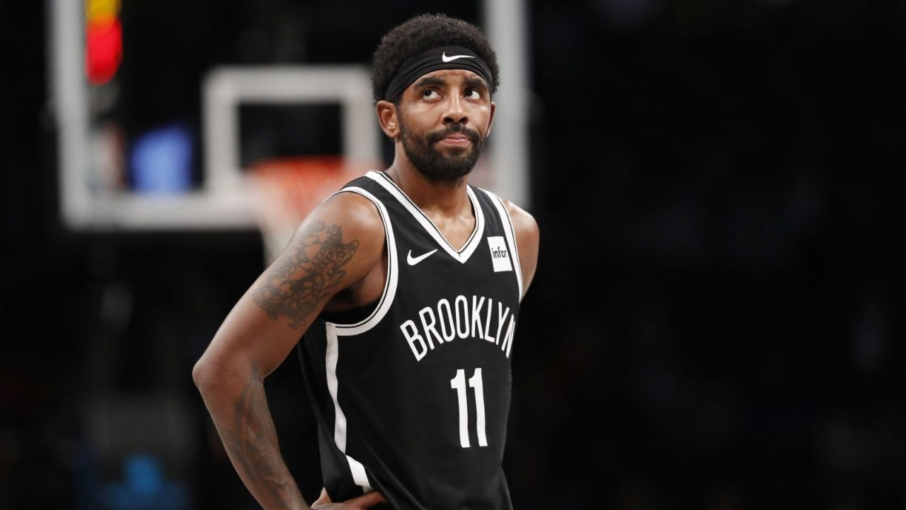 Basketball is not a priority for Kyrie Irving': NBA Agent
