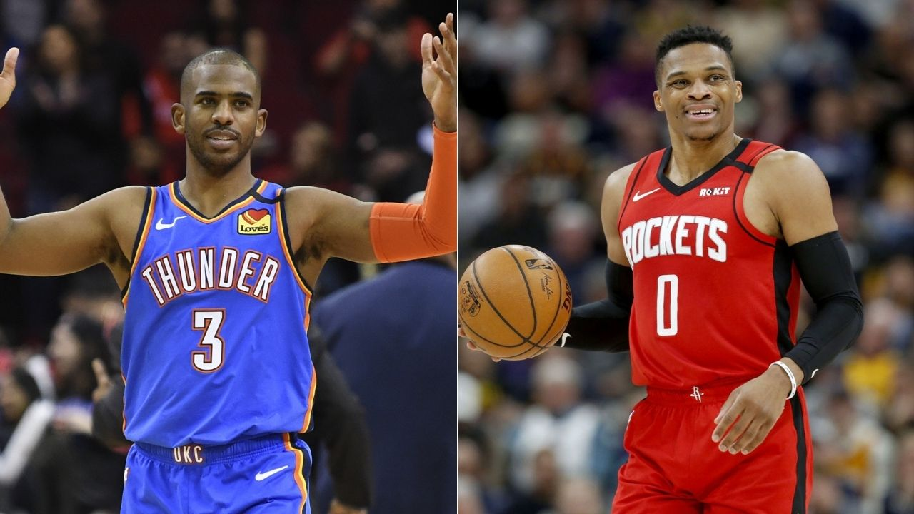 """Chris Paul had the worst contract in sports history"""": Rockets owner bashes Thunder star"""