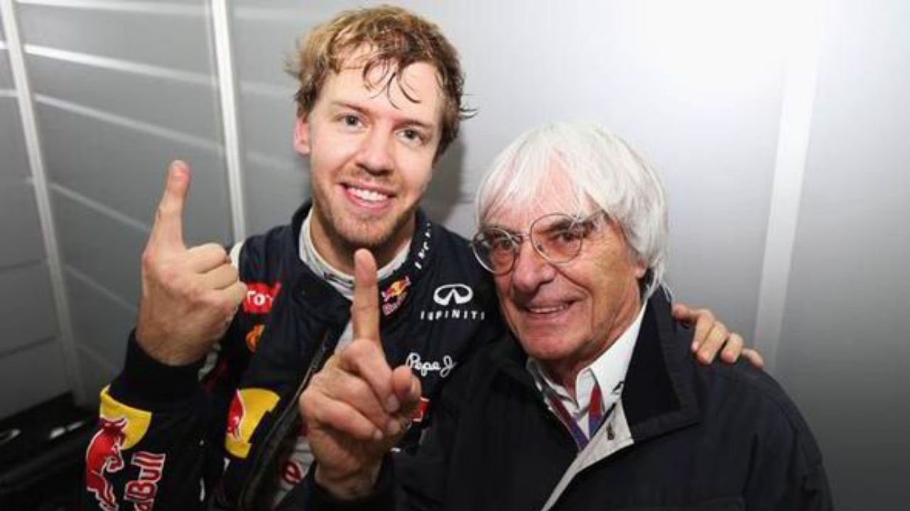 """I put pressure on Lawrence Stroll""- Bernie Ecclestone claims he helped Sebastian Vettel to get seat in Racing Point"