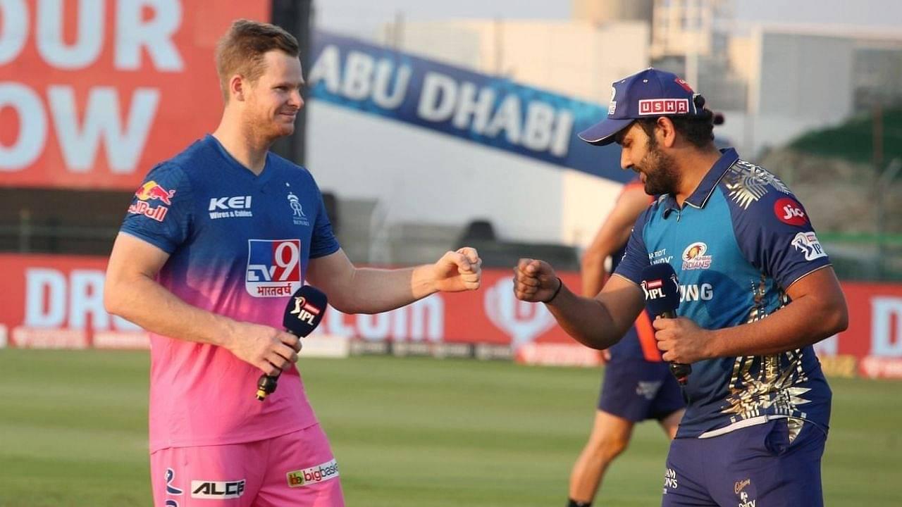 RR vs MI Head to Head Records | Rajasthan Royals vs Mumbai Indians H2H Stats | IPL 2020 Match 45