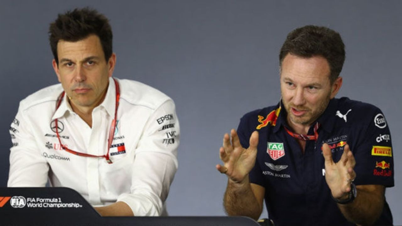 """""""We are supplying to four teams""""- Mercedes denies supplying engine to Red Bull from 2022"""