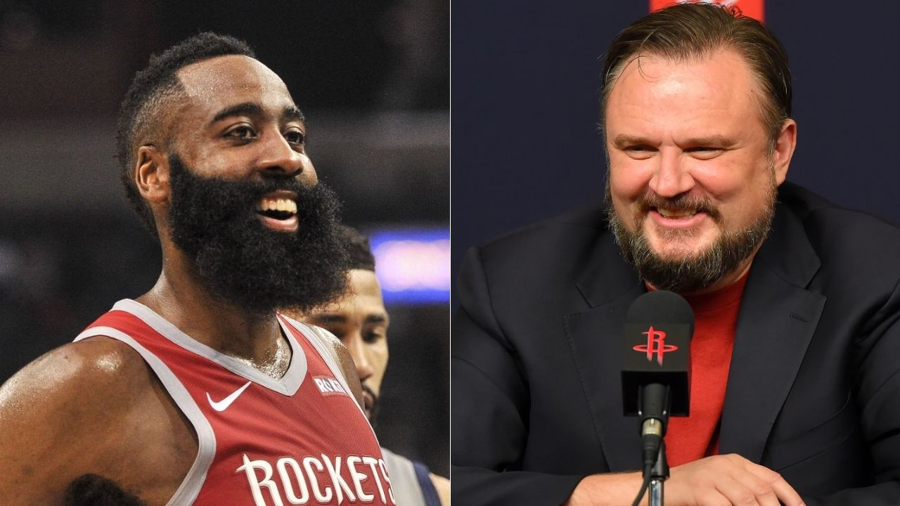 Daryl Morey thanks James Harden and Rockets organization in full-page newspaper ad