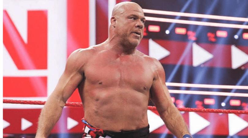 Kurt Angle reveals who he thinks is the greatest WWE Superstar