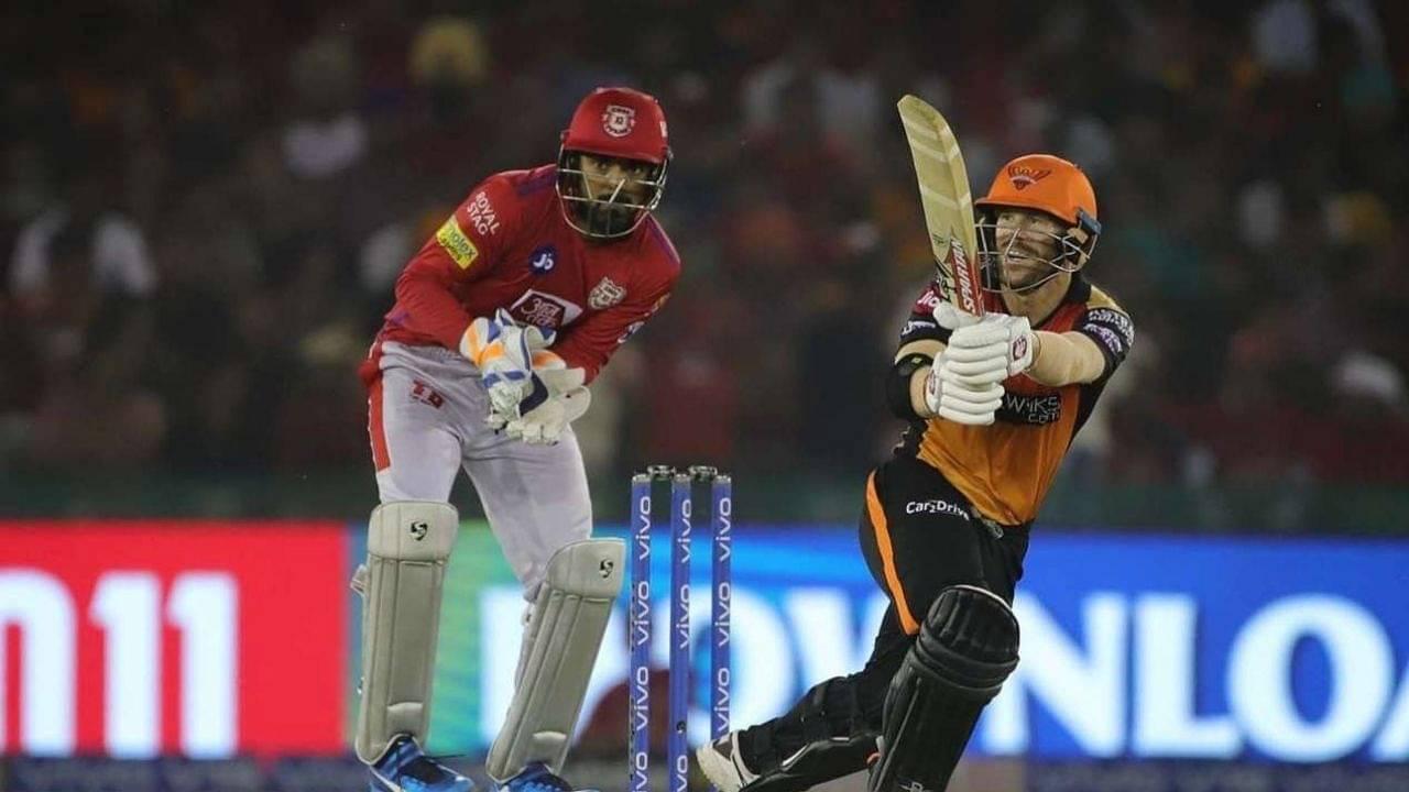 SRH vs KXIP Head to Head Records | Sunrisers Hyderabad vs Kings XI Punjab H2H Stats | IPL 2020 Match 22