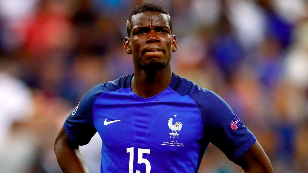 """""""Some press people don't act responsibly""""- Paul Pogba attacks The Sun over alleged fake news"""