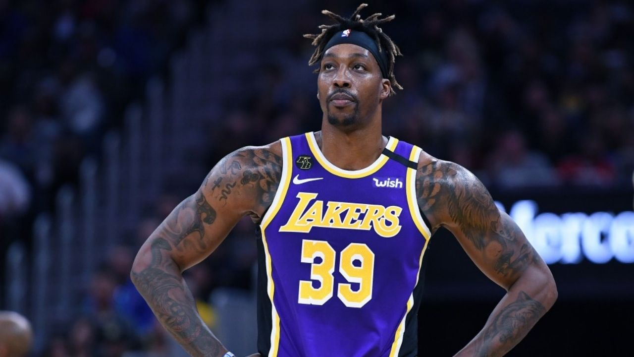Lakers' Dwight Howard responds to 'deadbeat father' accusations