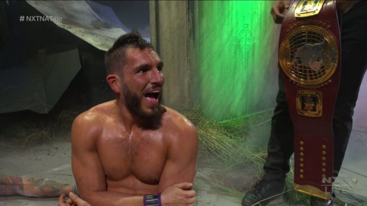 Johnny Gargano becomes first ever 2-time NXT North American Champion