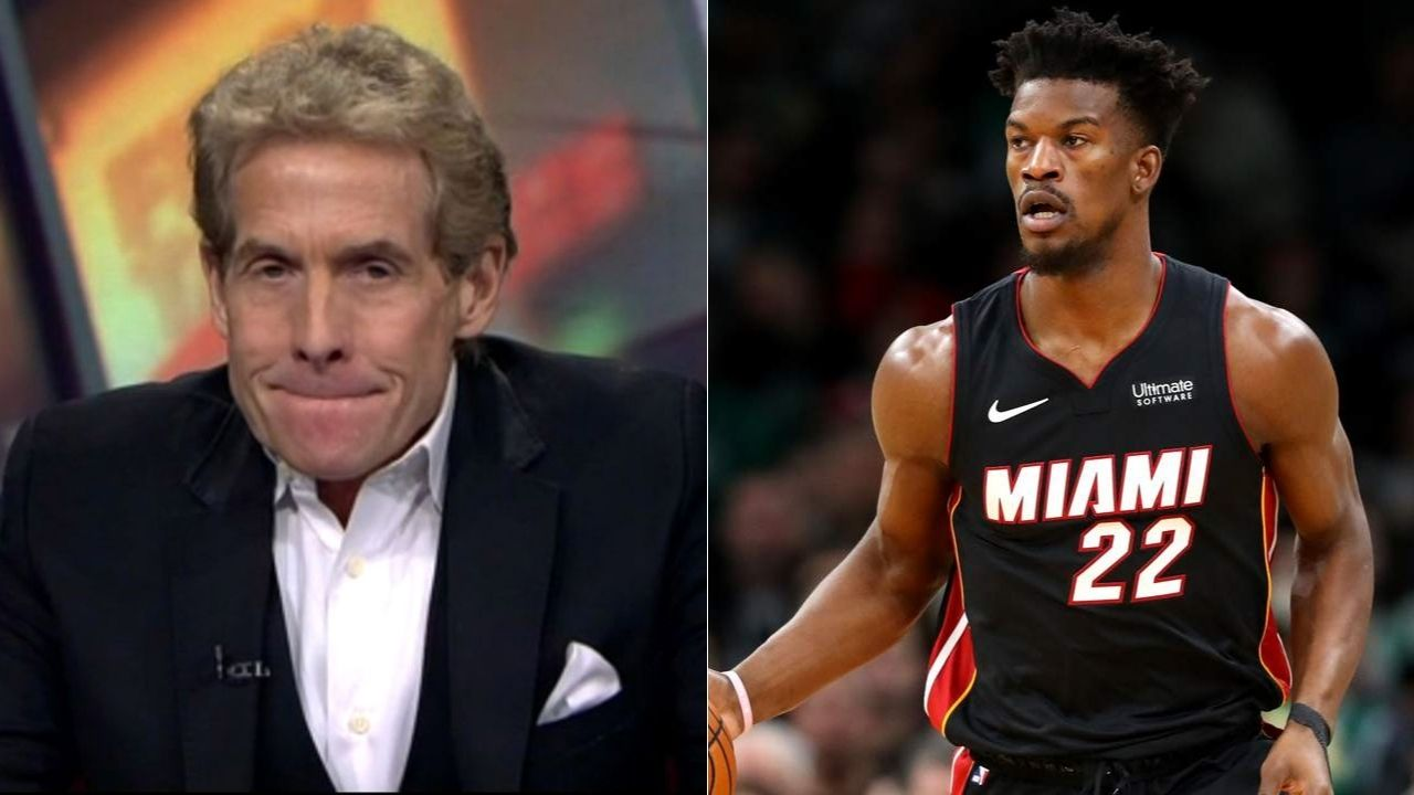 Jimmy Butler let Lakers win Game 4: Skip Bayless