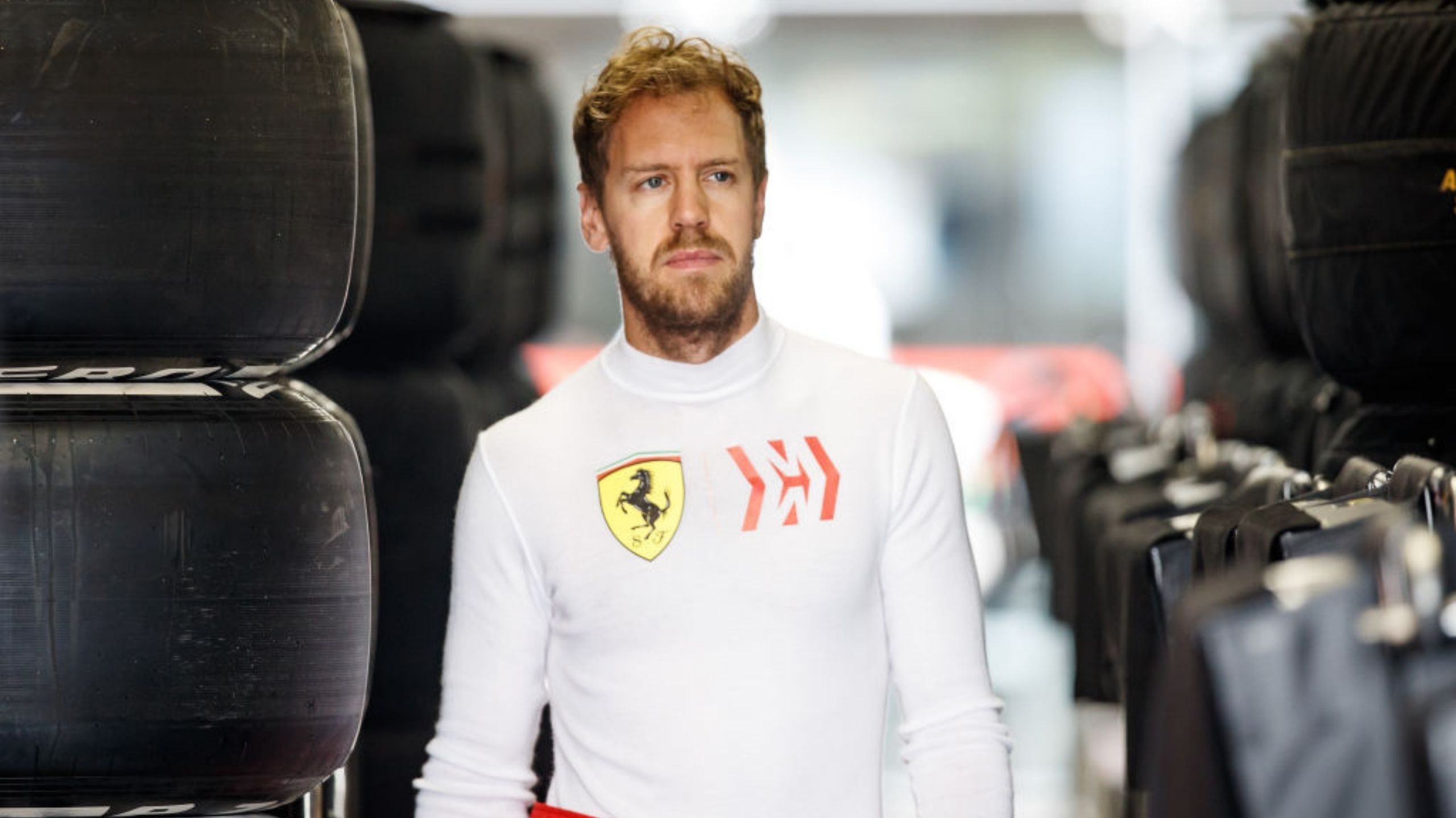 """He's driving in another league"" - Sebastian Vettel concedes Ferrari teammate Charles Leclerc on a different level at Portuguese GP"
