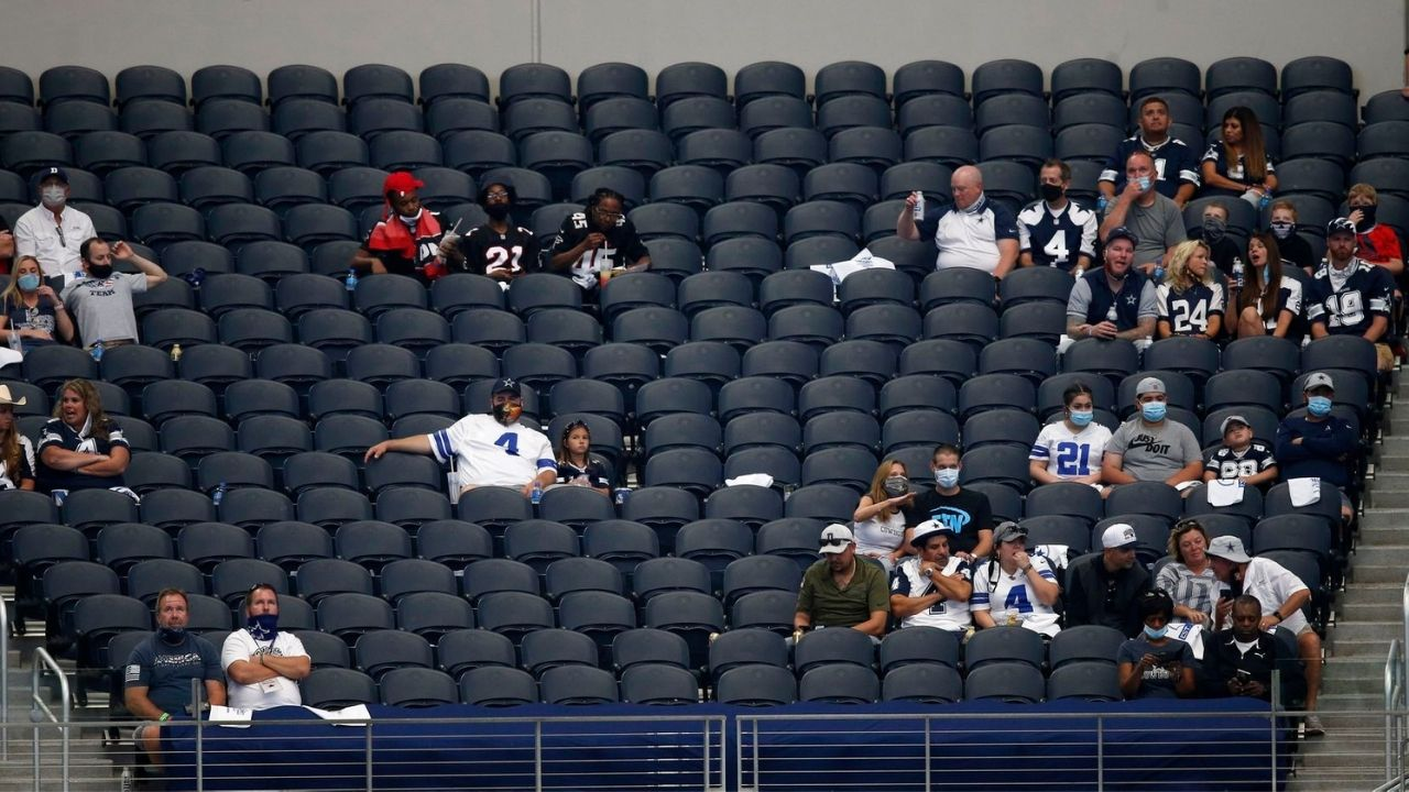 Which NFL Stadiums Are Allowing Fans in Week 6? Updated Attendance Plans for NFL Week 6