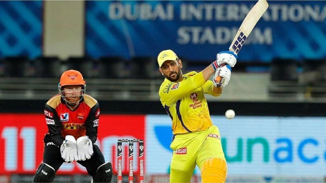 SRH vs CSK Head to Head Records | Sunrisers Hyderabad vs Chennai Super Kings H2H Stats | IPL 2020 Match 29