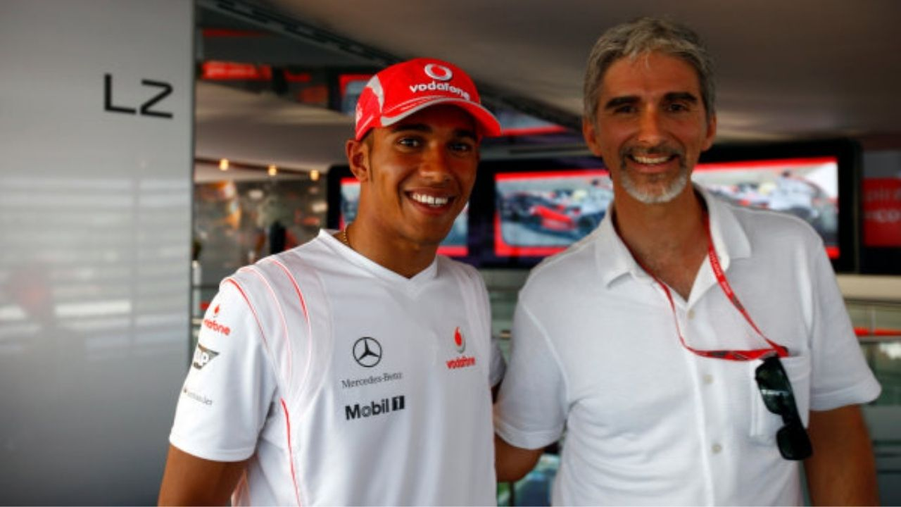 """Lewis' achievements will be measured against the intensity of his competition""- Damon Hill on Lewis hamilton's legacy"