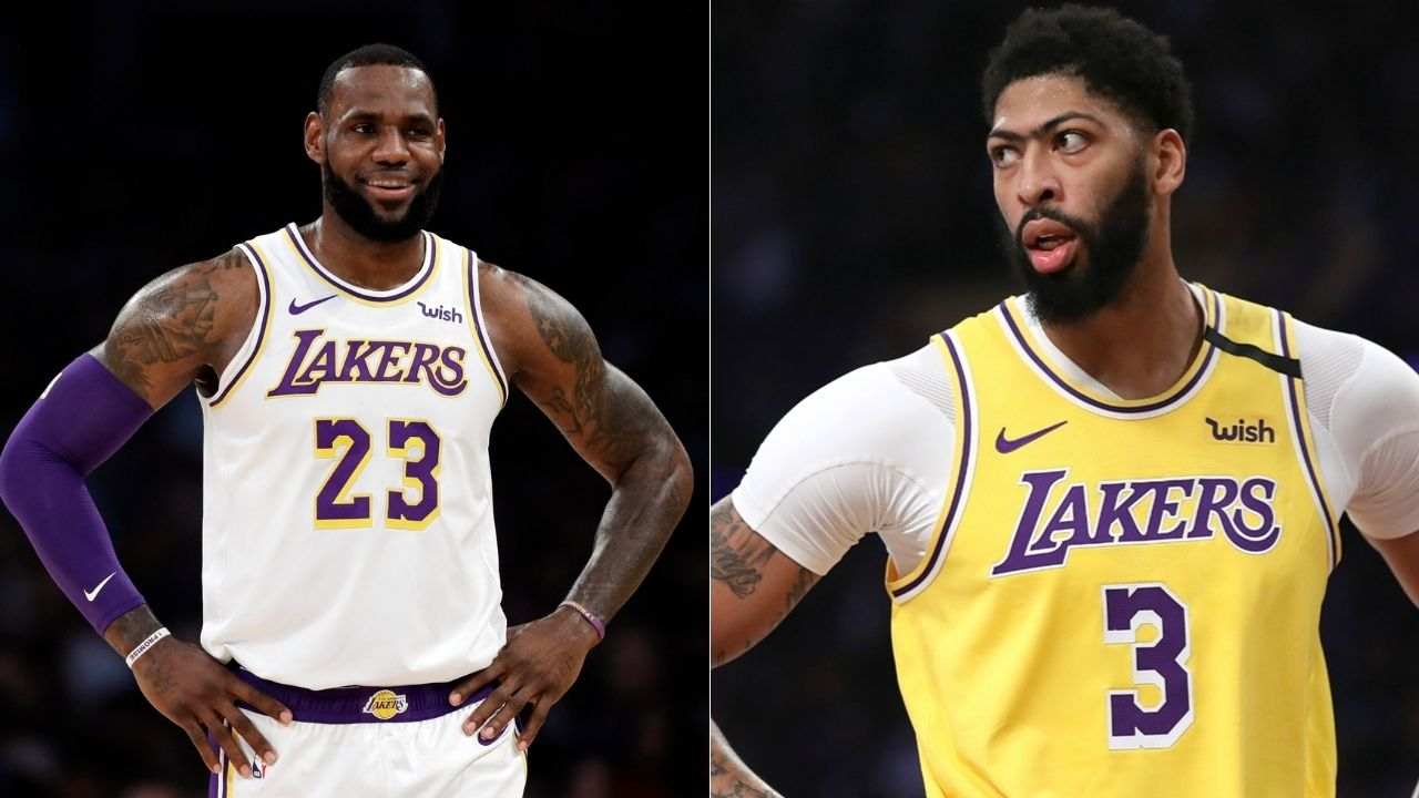 We've got more work to do': LeBron James to Anthony Davis