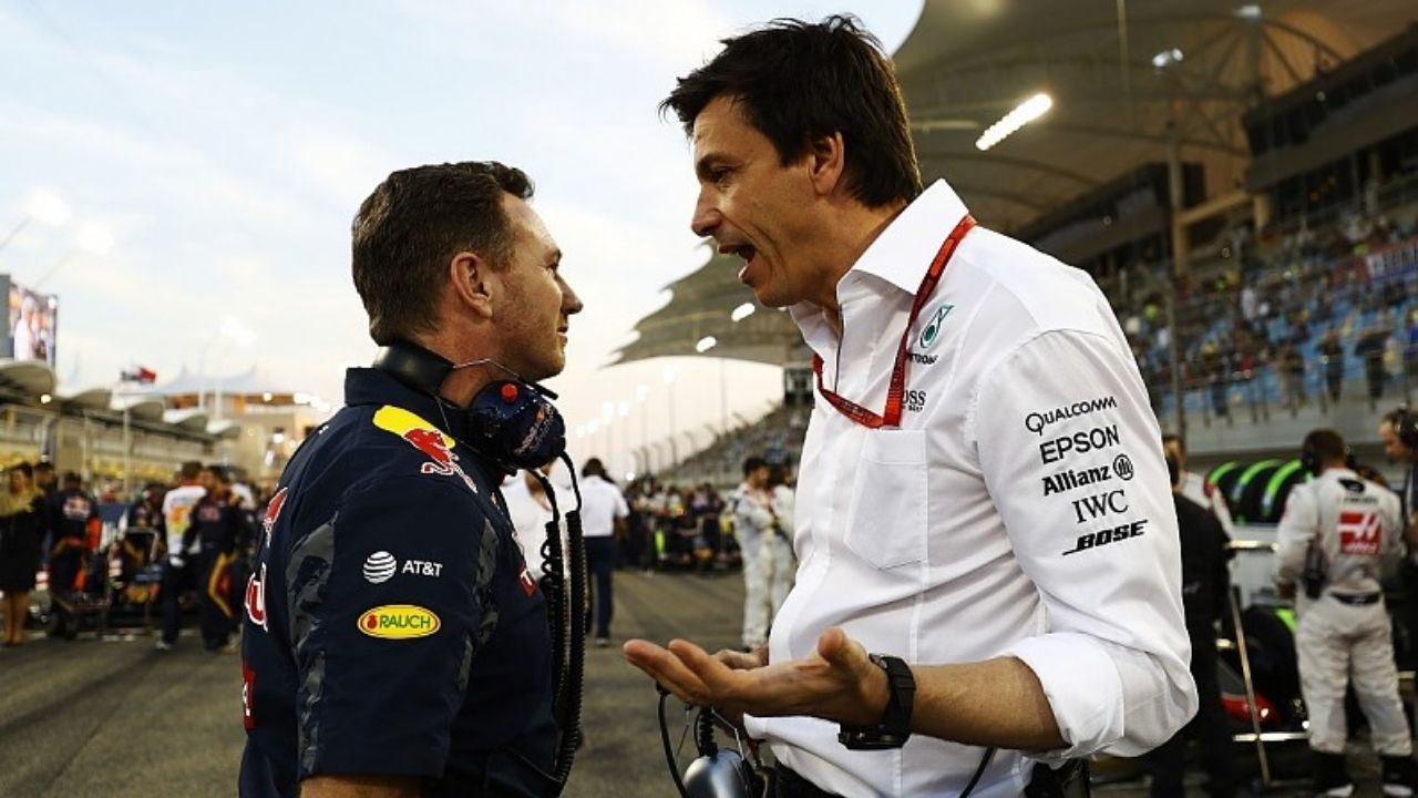 """It is not possible""- Toto Wolff explains why Mercedes can't pair with Red Bull for power unit unlike in 2016"