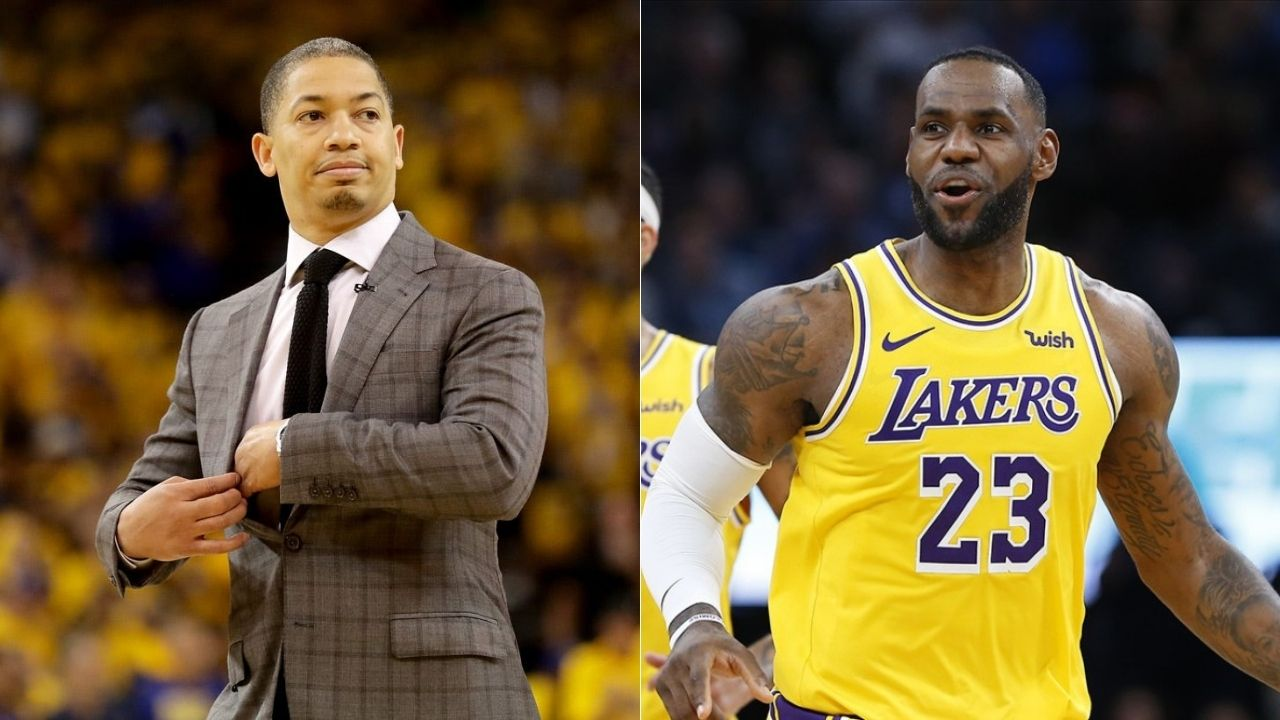 Lakers are in trouble': Skip Bayless sends warning to LeBron James