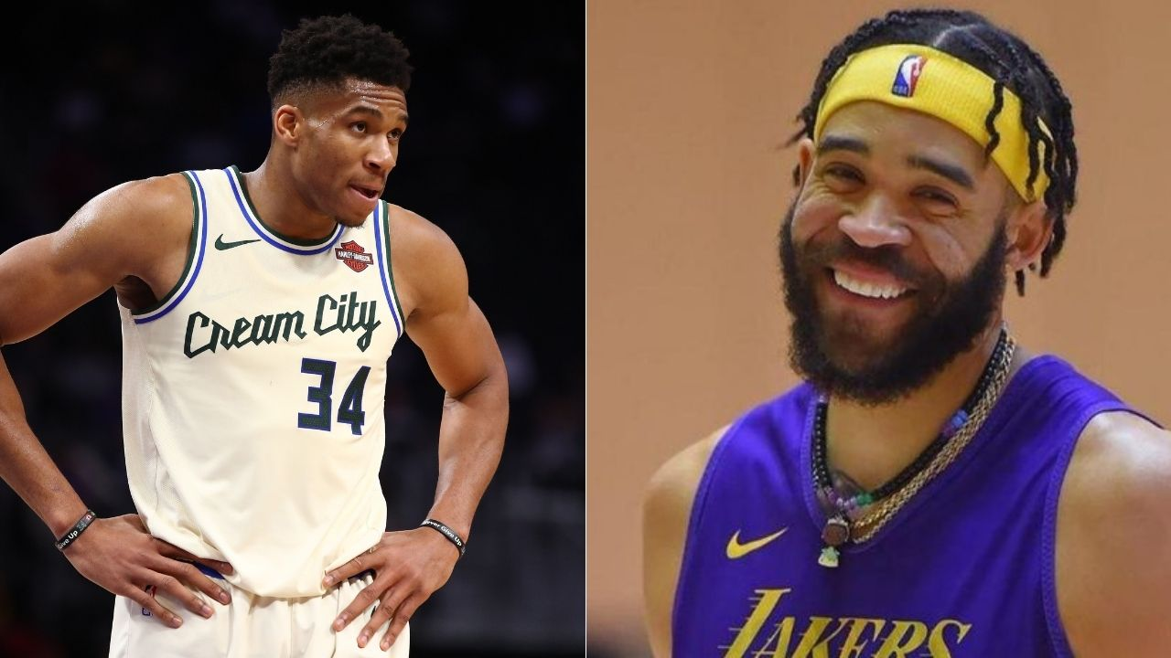 Y'all talk about the Greek Freak?': Lakers' JaVale McGee subtly mocks Giannis Antetokounmpo