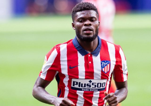 Arsenal Transfer News: Thomas Partey flies to London to sign for Gunners after late drama in Madrid