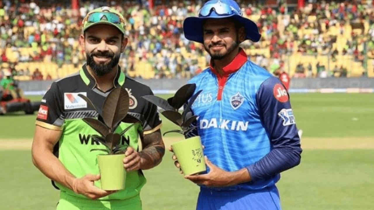 RCB vs DC Head to Head Records | Royal Challengers Bangalore vs Delhi Capitals H2H Stats | IPL 2020 Match 19