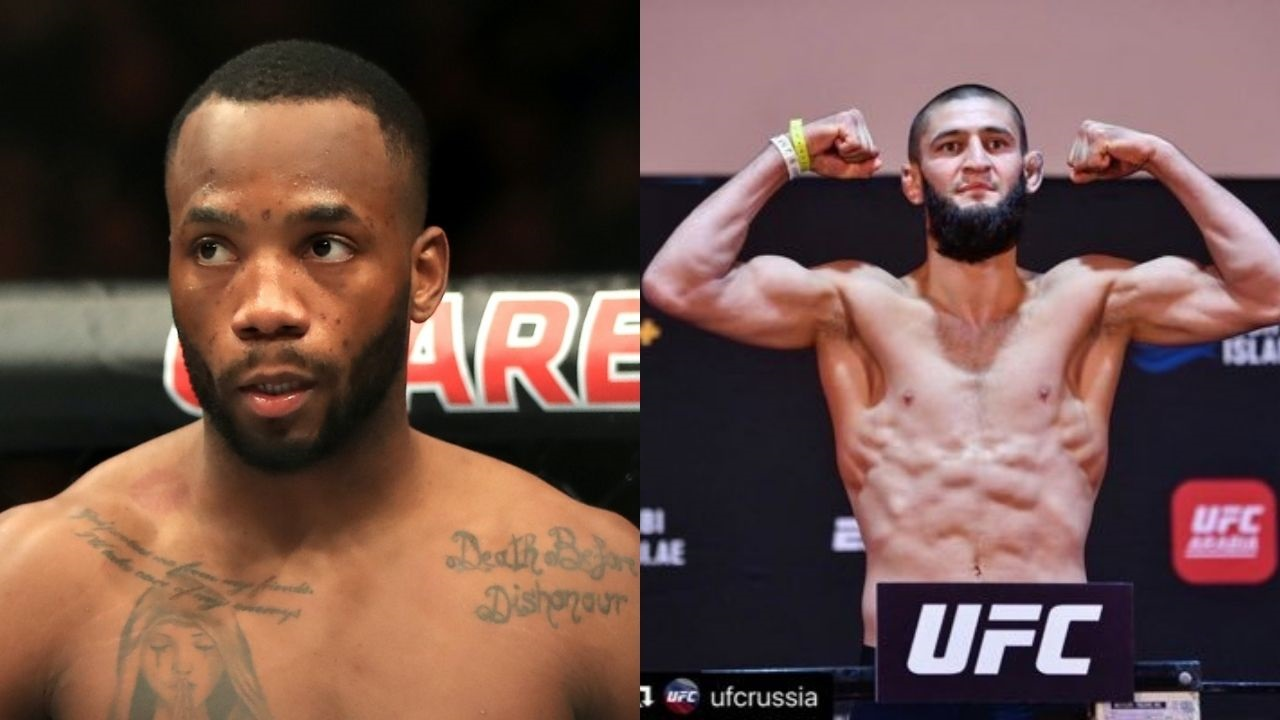 "Leon Edwards and Khamzat Chimaev are Set To ""Rock 'n' Roll"" On December 12"