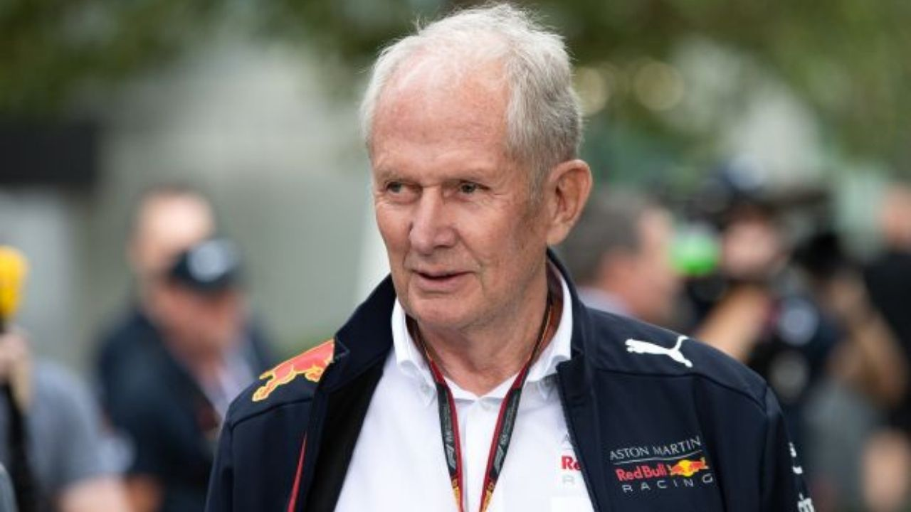 """We would like to take over""- Helmut Marko confirms Red Bull want to prepare their own engines"