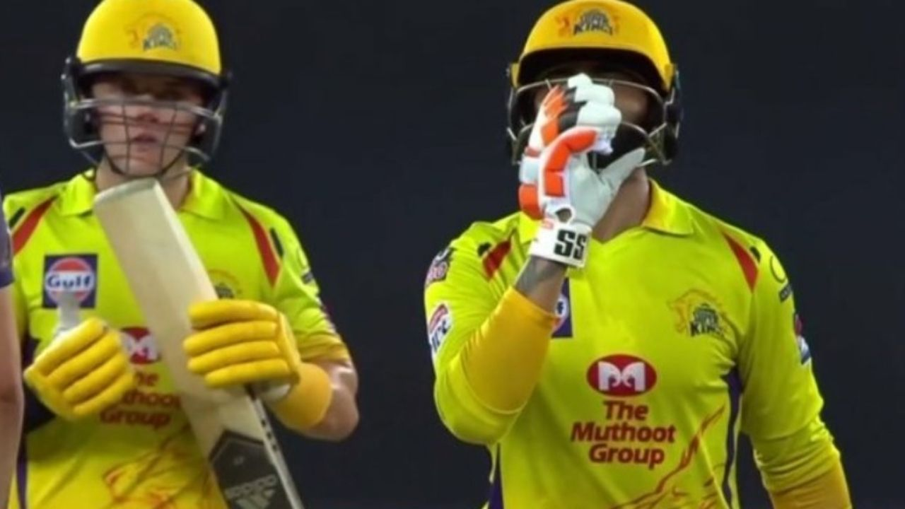 Ravindra Jadeja sixes: Twitter reactions on Jadeja sealing tight chase in KKR vs CSK match