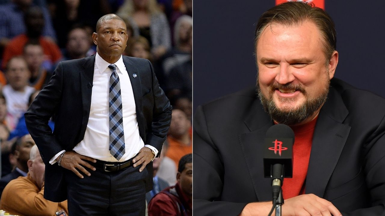 Doc Rivers used to ignore Clippers' analytics staff'