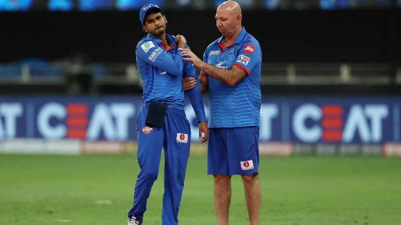 Shreyas Iyer injury update: Delhi Capitals stand-in captain Shikhar Dhawan provide huge update on Iyer's injury