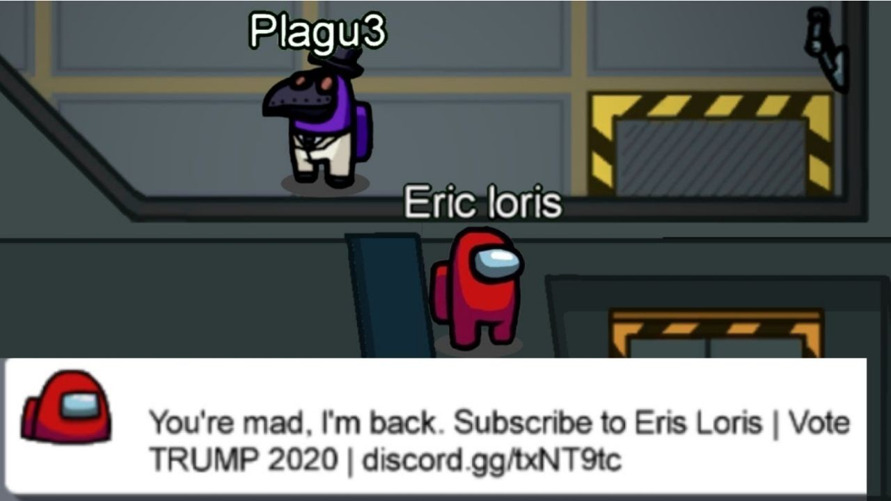 Among Us Hack: Is the Eris Loris Saga at an end? Wave 2 of anti-hack updates to fix chat spam - Innersloth