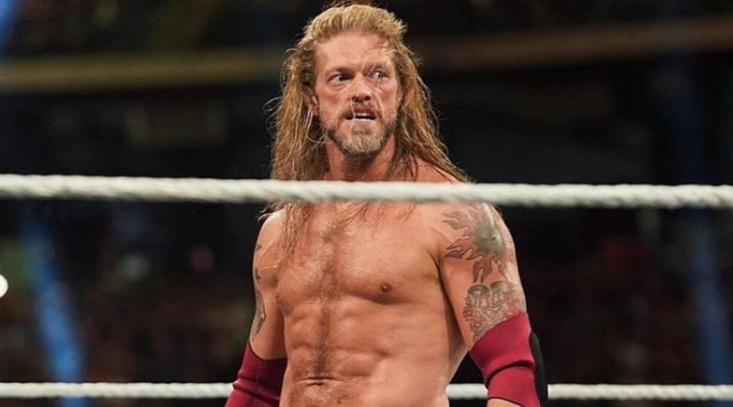 Edge talks WWE return after triceps injury