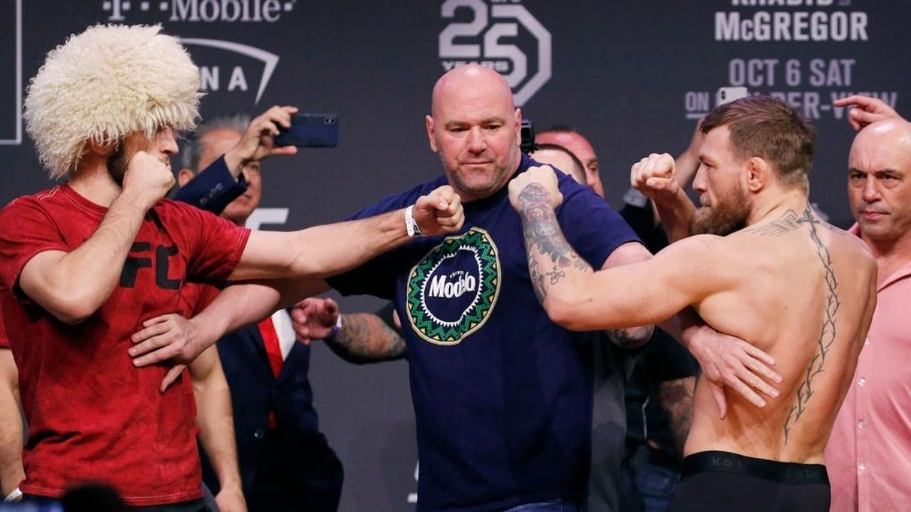 """Conor Blew That""- Dana White Discloses Why Khabib Nurmagomedov Pulled Out Of TUF 29"