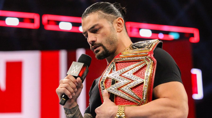 Roman Reigns opens up on his initial Leukaemia diagnosis