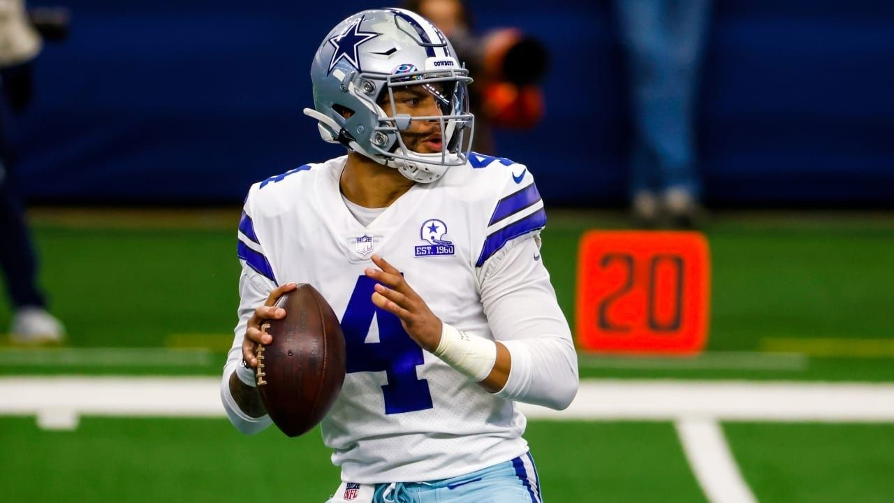 """""""2021 NFL Draft will be a heavy Defensive Draft for us"""": Dallas Cowboys QB Dak Prescott reveals his Draft Preference, talks about Cowboys Offensive Weapons"""