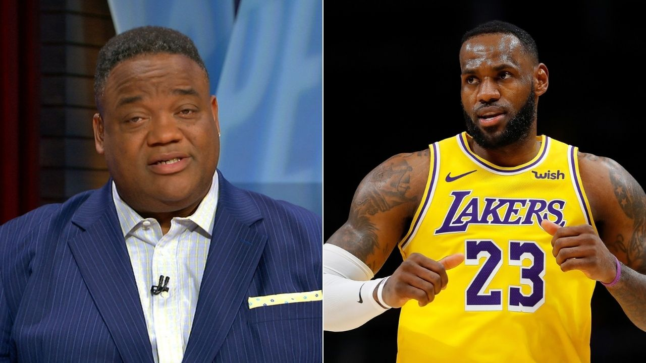 """""""LeBron James is black Donald Trump"""": Jason Whitlock calls out Lakers star for bigotry, cites his post mocking Mike Pence's fly incident"""