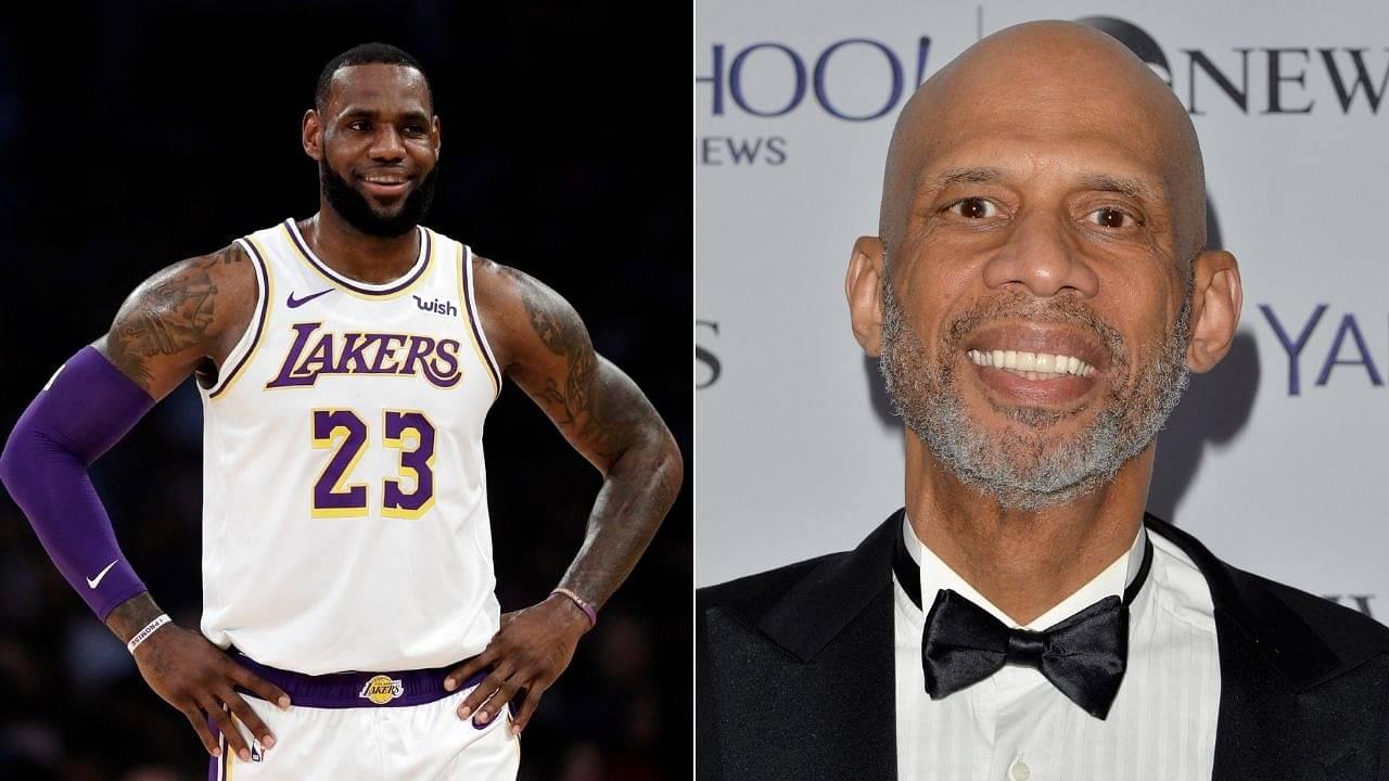 LeBron James' legacy is off the court too': Kareem Abdul Jabbar