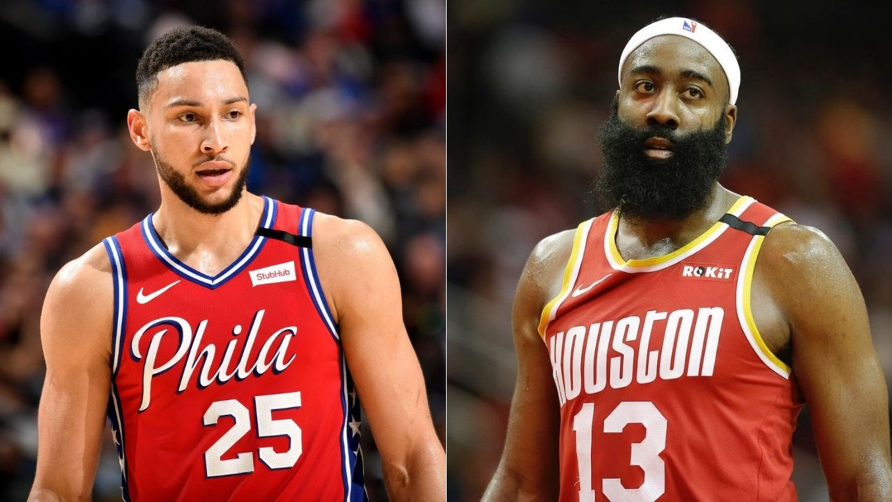 James Harden to get traded to Sixers for Ben Simmons