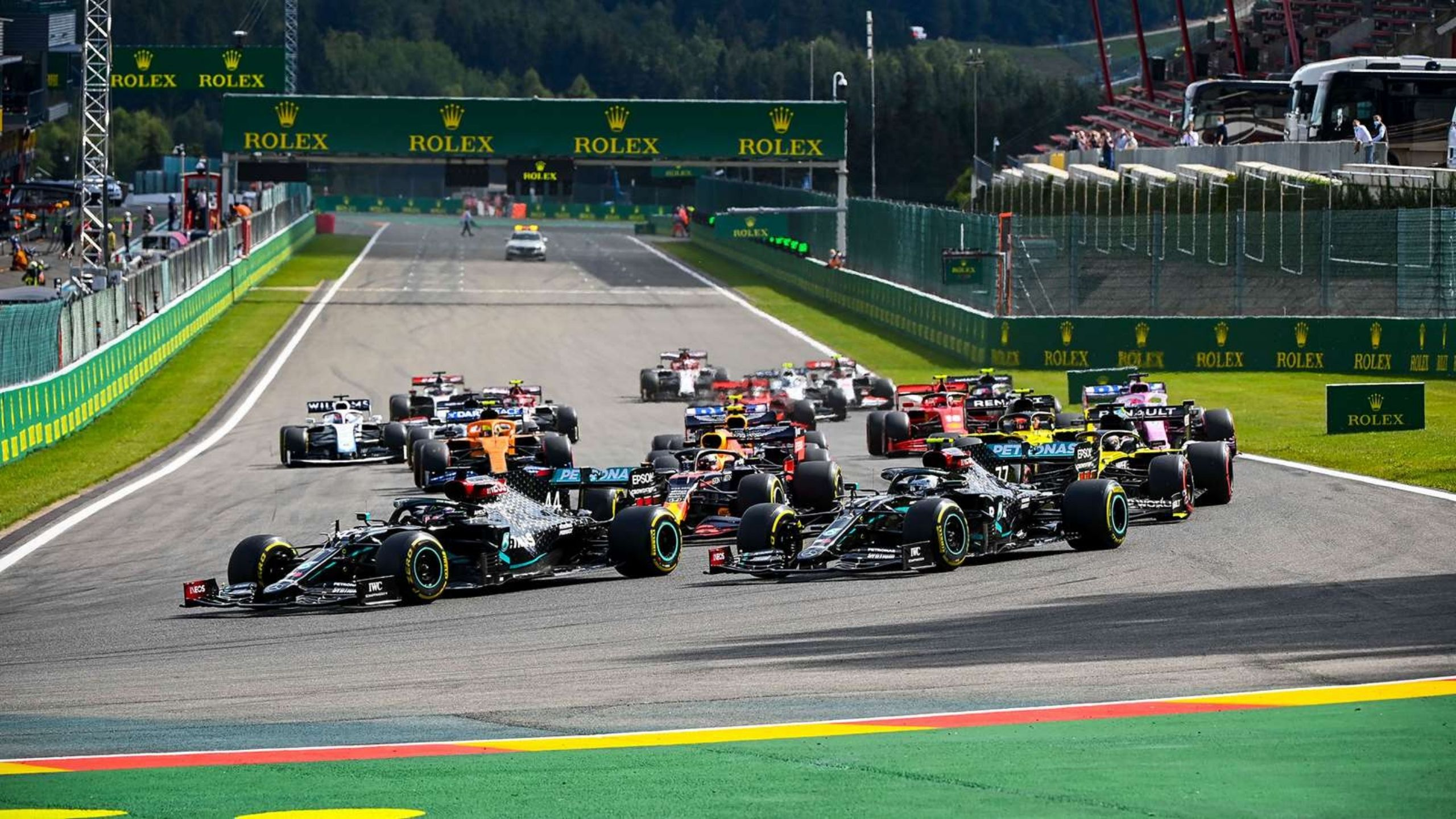 F1 2021 Calendar: Provisional race calendar presented to teams; Bahrain to be pre-season testing ground in place of Barcelona