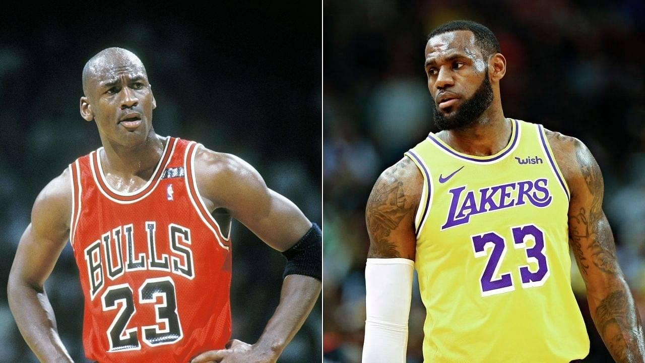 LeBron James' Redeem team or Michael Jordan's Dream team