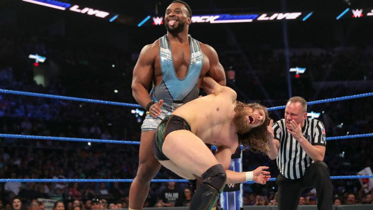 Big E on people asking him to be more serious