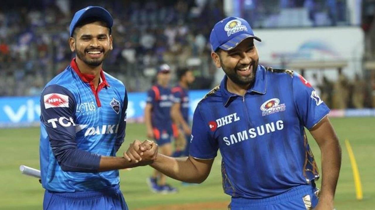 MI vs DC Head to Head Records | Mumbai Indians vs Delhi Capitals H2H Stats | IPL 2020 Match 27