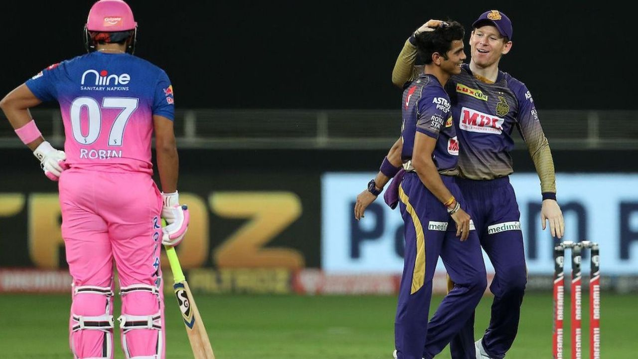 KKR vs RR Head to Head Records | Kolkata Knight Riders vs Rajasthan Royals H2H Stats | IPL 2020 Match 54