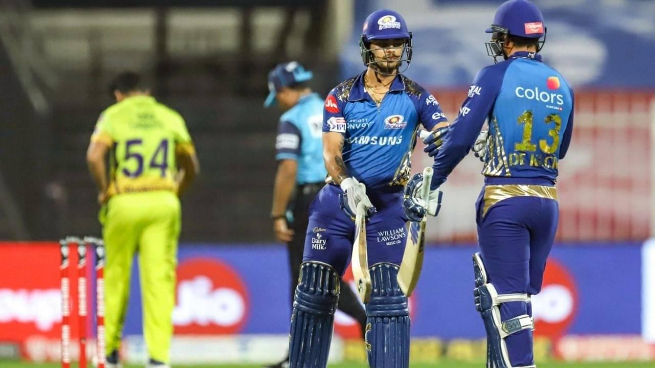 Ishan Kishan IPL 2020: Twitter reactions on Kishan and Quinton de Kock registering a 10-wicket win vs CSK