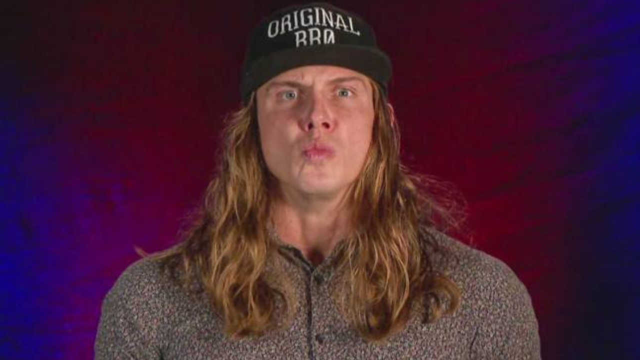 Real Reason why WWE changed Matt Riddle's name
