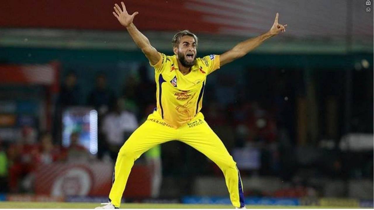 Imran Tahir IPL 2020: Why hadn't the CSK spinner played IPL 2020 until tonight vs Mumbai Indians?